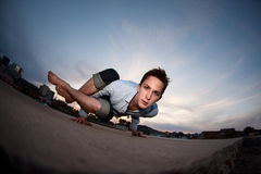 Fit Young Man Royalty Free Stock Images