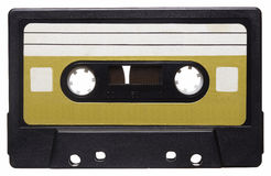 Fita audio da mistura do vintage Imagens de Stock