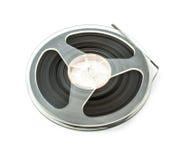 Fita audio velha do carretel com música Foto de Stock
