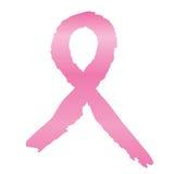 Fita cor-de-rosa Fotografia de Stock