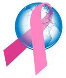 Fita cor-de-rosa ilustração royalty free