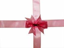 Fita cor-de-rosa Imagens de Stock Royalty Free