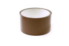 Fita de empacotamento - Brown Imagens de Stock