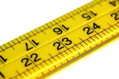 Fita de medição Imagens de Stock