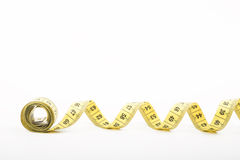 Fita de medição imagens de stock royalty free