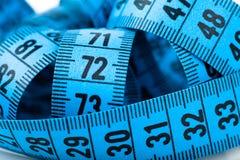 Fita de medição Fotos de Stock