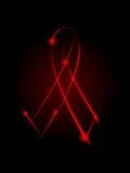 Fita do AIDS ilustração stock