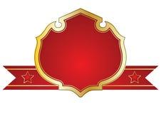 Fita e quadro ilustração royalty free