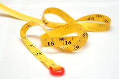 Fita métrica Foto de Stock Royalty Free