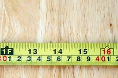 Fita métrica Fotografia de Stock