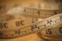 Fita métrica Imagem de Stock