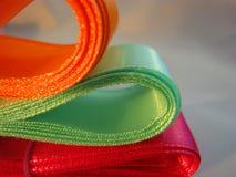 Fitas coloridas Fotos de Stock