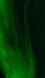 Fitas verticais da Aurora Fotos de Stock Royalty Free