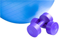 Fitball Stock Foto