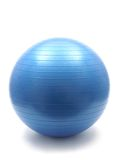 Fitball Stock Afbeelding