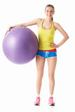 Fitball Stock Photography