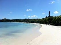 Fitchi hermoso de la playa Fotografía de archivo libre de regalías