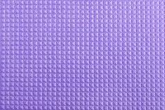 Fitnes Mat Close Up Imagen de archivo libre de regalías