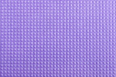 Fitnes Mat Close Up Royalty Free Stock Image