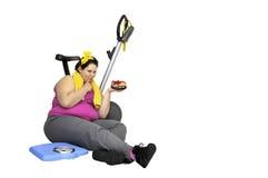 Fitness??? Royalty Free Stock Photo