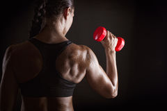Fitness Royalty Free Stock Photos