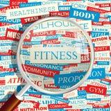 Fitness Fotografia de Stock