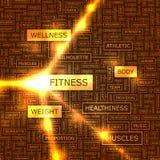 Fitness Imagem de Stock Royalty Free