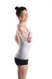 Fitness achievement. Stock Images