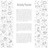 Fitness activity tracker  18 Stock Images
