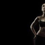 Fitness beauty Stock Image