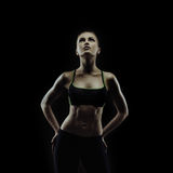 Fitness beauty Royalty Free Stock Photos