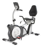 Fitness bicycle Stock Image