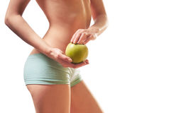 Fitness body diet Stock Photos