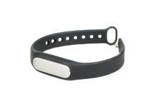 Fitness bracelet pedometer Stock Image