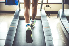 Fitness center Imagens de Stock Royalty Free