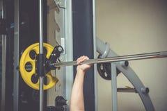 Fitness center Foto de Stock