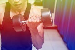 Fitness center Imagem de Stock