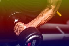 Fitness center Imagem de Stock Royalty Free