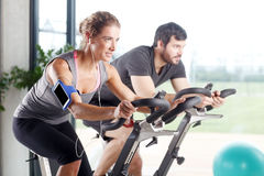 Fitness center Stock Photos