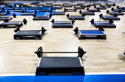 Fitness center Royalty Free Stock Images