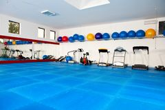 Fitness center Stock Photography