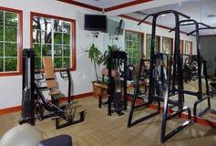 Fitness center Royalty Free Stock Photos