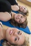 Fitness Class Royalty Free Stock Photos