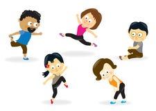 Fitness class Stock Photos