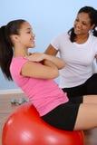 Fitness Class Royalty Free Stock Photo