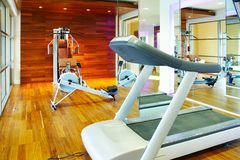 FITNESS CLUB. Sport FITNESS CLUB for bodybilding stock images
