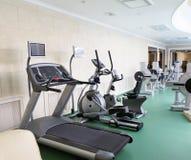 Fitness club gym Stock Image