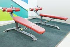 Fitness club Stock Photo