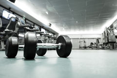Fitness club interior Royalty Free Stock Photography