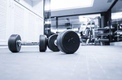 Fitness club interior Stock Image